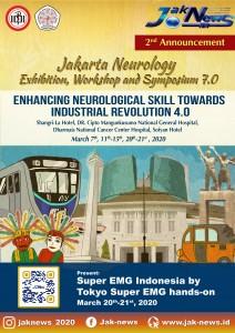 Jakarta Neurology Exhibition @ Shangri-La Hotel