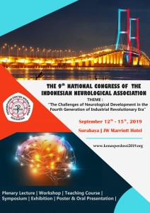The 9th National Congress Of The Indonesian Neurological Association @ JW Marriott Hotel Surabaya