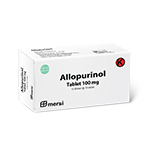 allopurinol 100