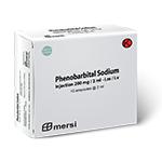 phenobarbital sodium inj